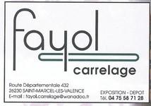 FAYOL CARRELAGE