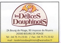 LES DELICES DAUPHINOIS